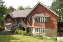 Detached home in Farnham Lane, Haslemere...