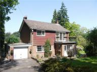 Detached house in Wood Road, Hindhead...