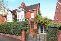semi detached house for sale in St. Marks Road...