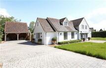 4 bed Detached house for sale in Crocker End, Nettlebed...
