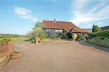 4 bed Detached house in Dagbrook Lane, Henfield...