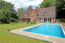 Detached house for sale in Hewshott Lane, Liphook...