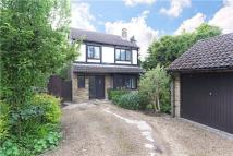 Detached home in Chalcraft Close, Liphook...