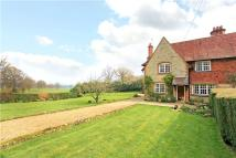 Trotton Hollow Cottages semi detached house for sale