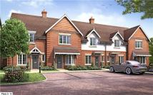 new house in London Road, Liphook...