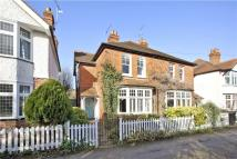 3 bed semi detached home in Roman Lea, Cookham...