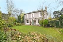 Detached property in St Marks Road...