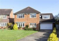 4 bedroom Detached property in Cadogan Close, Holyport...