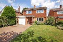 4 bedroom Detached house in Webster Close...