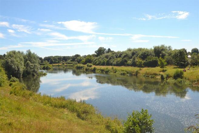 Nearby Jubilee River