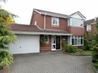 Detached property for sale in Arbor Close, Glascote