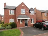 4 bed Detached house in Morton Close, Tamworth