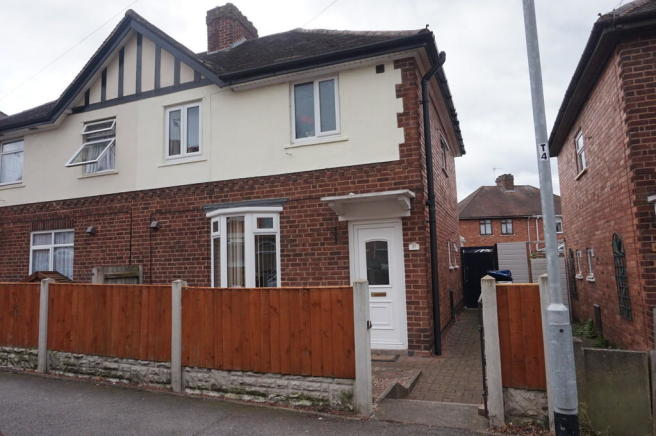 3 bedroom semi detached house for sale in prospect street tamworth b79
