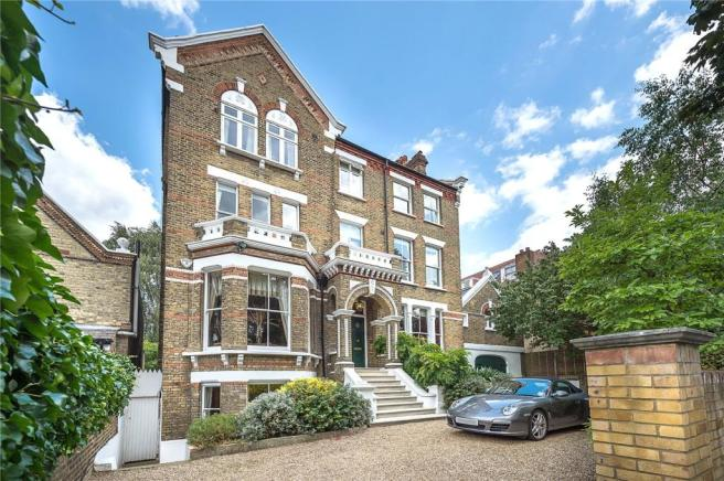 6 bedroom detached house for sale in macaulay road for Mansion houses for sale in london
