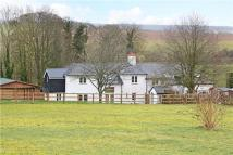 4 bed new property for sale in New Cottages, Sunton...