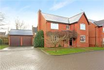 4 bed Detached home in Wheeler Close, Pewsey...