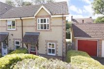semi detached house in Hawkins Meadow...