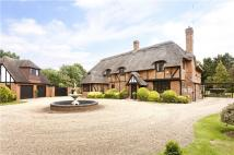 Detached home for sale in High Street, Hurley...