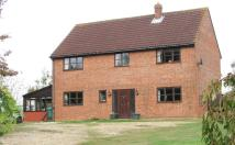 Detached house for sale in Dereham  NORFOLK