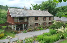 Detached house for sale in Talley  CARMARTHENSHIRE
