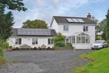 5 bed Detached house in Llandyfan CARMARTHENSHIRE
