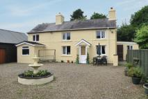 Detached home for sale in Capel Isaac...