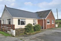 Bungalow for sale in Trelech CARMARTHENSHIRE