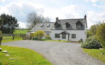 Detached home in Trelech CARMARTHENSHIRE