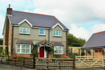 Detached home in Capel Hendre...