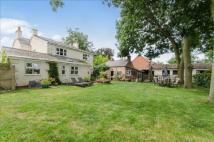 Detached property for sale in Laxton EAST RIDING OF...