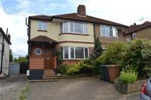 3 bed semi detached home in Winton Drive...