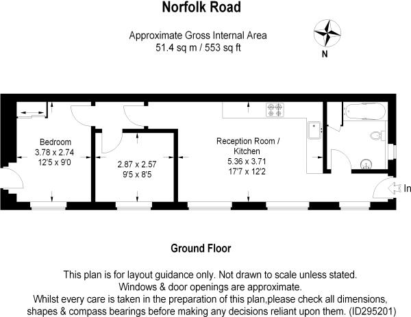 4 Norfolk Rd