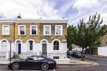 Terraced home for sale in Raleigh Street, London...