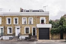 Terraced property in Rees Street, London, N1