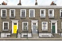 Terraced house in Arlington Avenue, London...