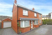 Detached home in Park Road, Nailsworth...