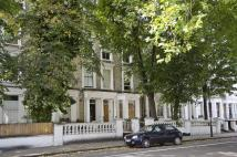 Terraced house in Elsham Road, London, W14