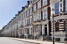 Flat for sale in Hornton Street, London...