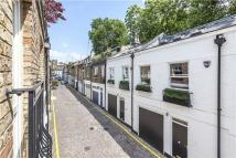 3 bed Mews for sale in Drayson Mews, London, W8