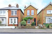 Detached home in Russell Road...