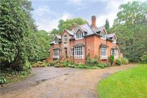 6 bed Detached house for sale in Pyrford Common Road...