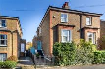 4 bed semi detached home in Houblon Road, Richmond...