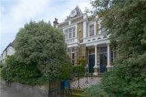 semi detached house in Sandycoombe Road...
