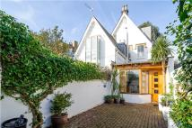 semi detached property in Kings Road...