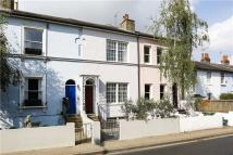 Terraced home for sale in Petersham Road...