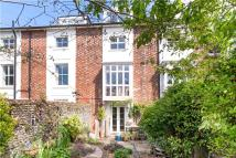 4 bed Terraced house in Romsey Road, Winchester...