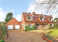 Detached property for sale in Station Road, Soberton...