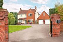 Detached property for sale in Micheldever, Winchester...