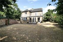 The Friary Detached house for sale