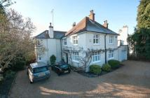 Detached home in East Horsley